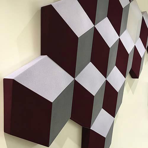 Architectural acoustics Escher