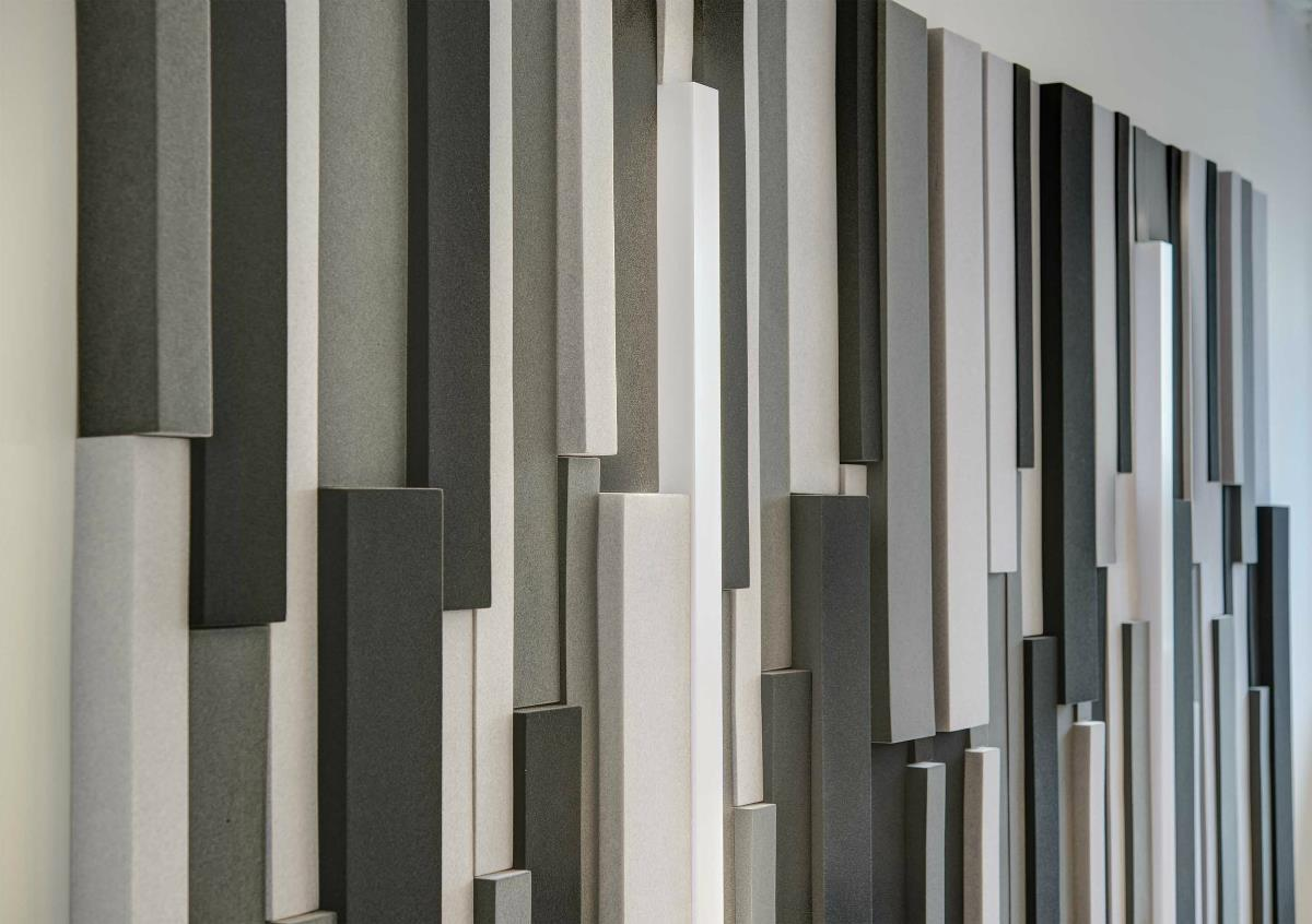 Architectural acoustics Tatlin