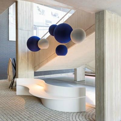 Sound absorbers for restaurants